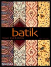 One of the many batik books available