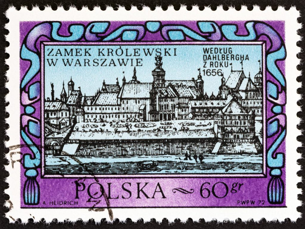 Poland rare stamps: buying and collecting Poczta Polska