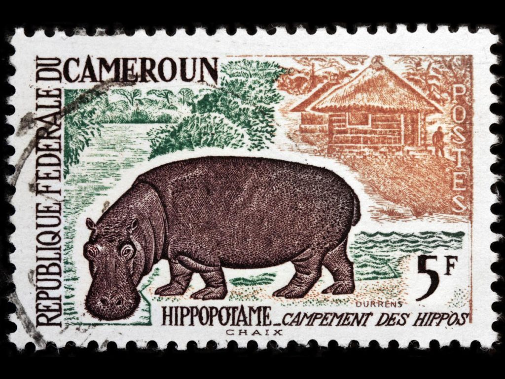 Cameroon rare stamps for philatelists and other buyers ~ MegaMinistore
